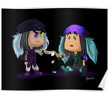 Mad T Party - Dorchadas & Thackery Poster