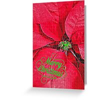 Christmas Passion - greeting card Greeting Card