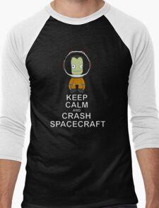 Kerbal Space Program Men's Baseball ¾ T-Shirt