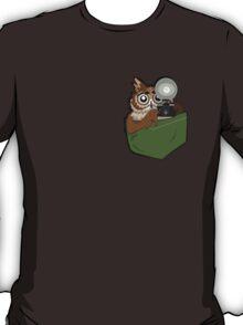 Pocket Who? T-Shirt