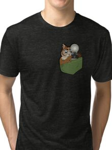 Pocket Who? Tri-blend T-Shirt