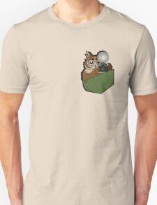 Pocket Who? Unisex T-Shirt