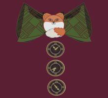 Fox Tie-rrific by PoetElise