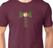 Fox Tie-rrific Unisex T-Shirt