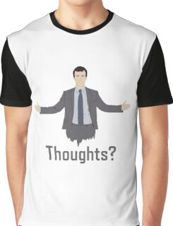 Nathan Thoughts?  Graphic T-Shirt