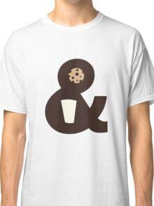 Milk & Cookies Classic T-Shirt