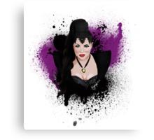 An Evil Queen Canvas Print