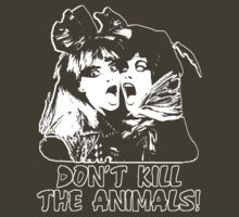 Don't Kill The Animals! (Style: Dark) by RobC13