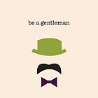 be a gentleman (version 2) by jaelljaell