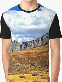 Rocky Mountain Summit Graphic T-Shirt
