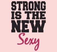 Strong Is The New Skinny Workout Tee. Crossfit Tee. Exercise Tee. Weightlifting Tee. Running Tee. Fitness by Max Effort