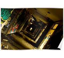 Abandoned Building 2 Poster