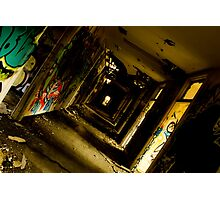 Abandoned Building 2 Photographic Print