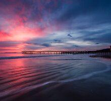 Ventura Sunset #1 by Graham Gilmore