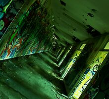 Abandoned Building 6 by Clicks