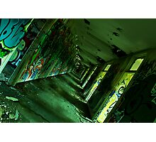 Abandoned Building 6 Photographic Print