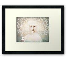 Das Christkind Framed Print