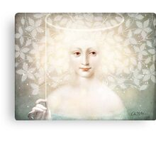 Das Christkind Canvas Print