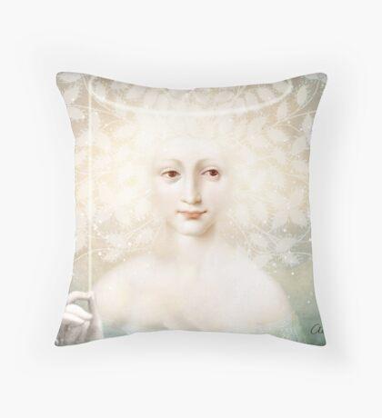 Das Christkind Throw Pillow
