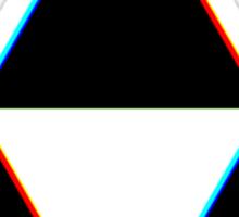 3D Triforce Sticker