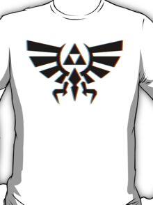 Hylian Crest 3D T-Shirt