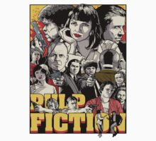 Pulp Fiction by KZADesign
