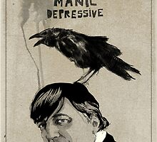 Stephen Fry by Mark Dickson