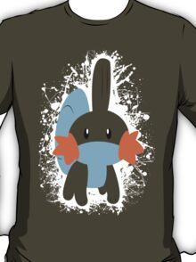 Mudkip Splatter T-Shirt