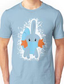 Mudkip Splatter Unisex T-Shirt