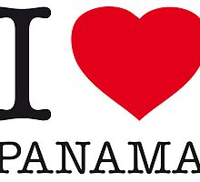 I ♥ PANAMA by eyesblau
