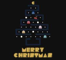 Merry Pac-Mas T-Shirt