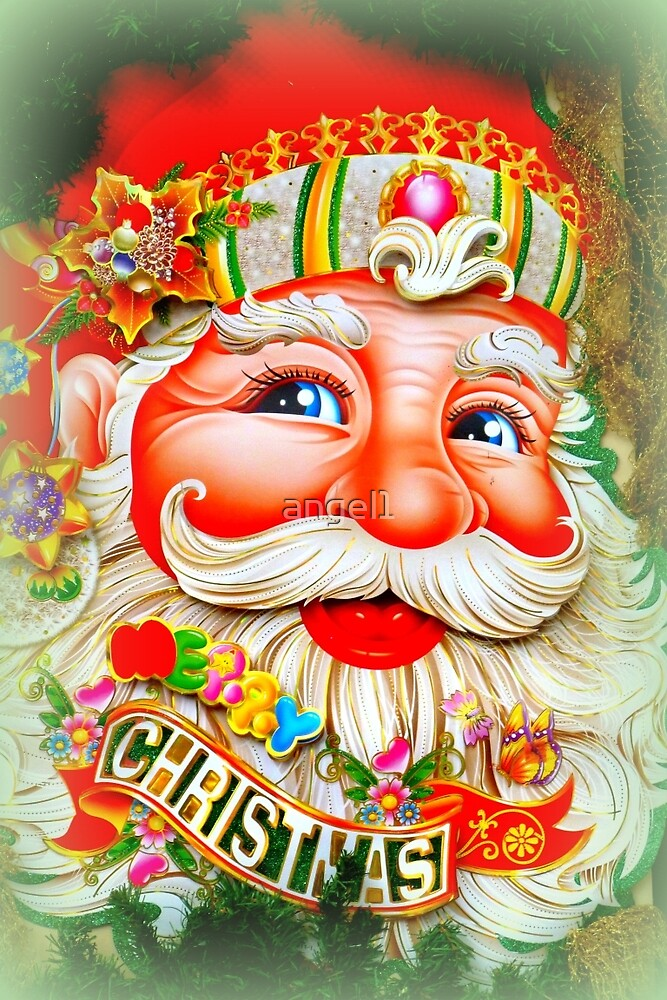Have a Jolly Christmas by ©The Creative  Minds