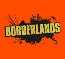 Borderlands Logo by The Flaming  Potato