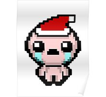 The Binding Of Isaac - Merry Christmas  Poster