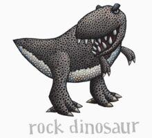 Rock Dinosaur #2 One Piece - Short Sleeve