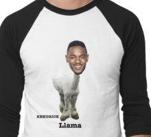 Kendrick Llama -  Men's Baseball ¾ T-Shirt