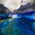 abstract landscape - the lake district  by DARREL NEAVES