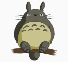 Totoro by Mark  Fray