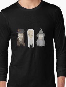 WIZARD BROS! Long Sleeve T-Shirt