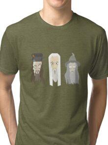 WIZARD BROS! Tri-blend T-Shirt