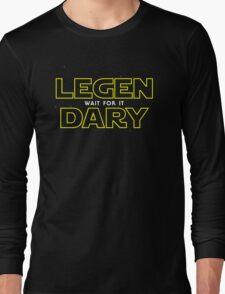The Legend Awakens Long Sleeve T-Shirt