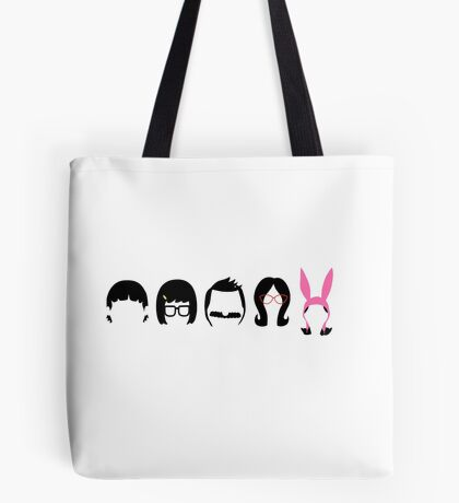 Top Seller - The Belcher's: shirt sizes now available! Tote Bag