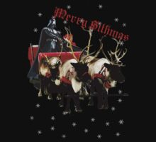 Merry Sithmas / With Snow - Remastered T-Shirt