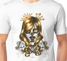 Gold Queen Unisex T-Shirt
