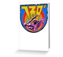 720 Greeting Card