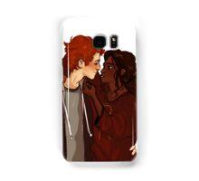 Ron Weasley & Hermione Granger  Samsung Galaxy Case/Skin