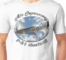 P-51 Mustang Air Supremacy Unisex T-Shirt