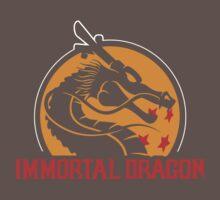 Inmortal Dragon - Shenron parody Baby Tee