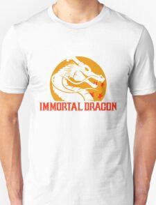 Inmortal Dragon - Shenron parody Unisex T-Shirt