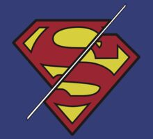 Superman cut by Calliste